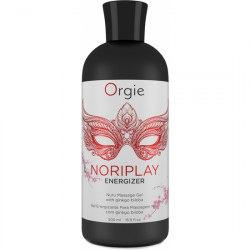 NORIPLAY GEL MASAJE ENERGIZANTE NURU 500 ML