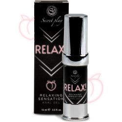 RELAX ANAL GEL