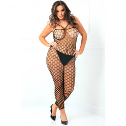 ROUGH DIAMOND CROTCHLESS BODY MALLA